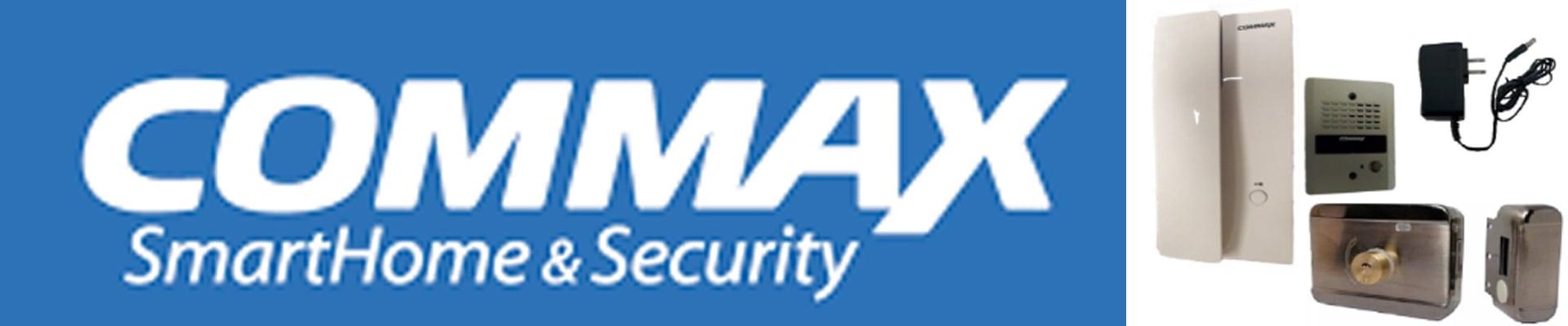 COMMAX-PAQDP2SDR2G-AUDIOPORTERO-INTERFON