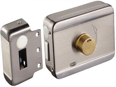 Cerradura eléctrica inteligente ABS