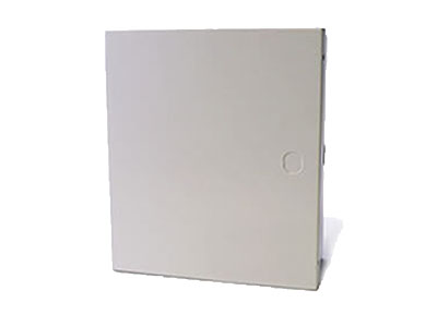 Gabinete pequeño para módulo del panel de control Power Series GTVCMX007