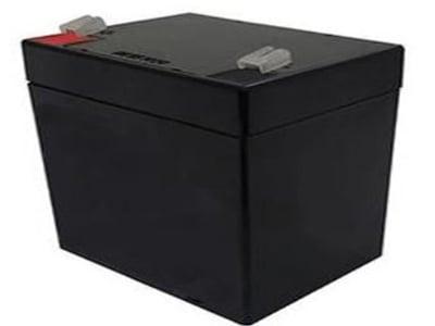 Batería de 12VDC 5Ah SAXXON 12VCD5AH