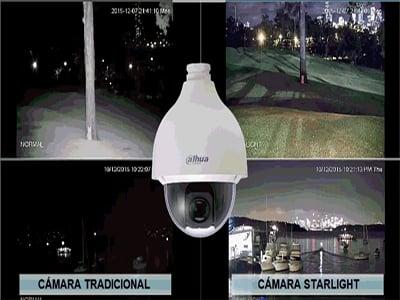 Tecnología Starlight