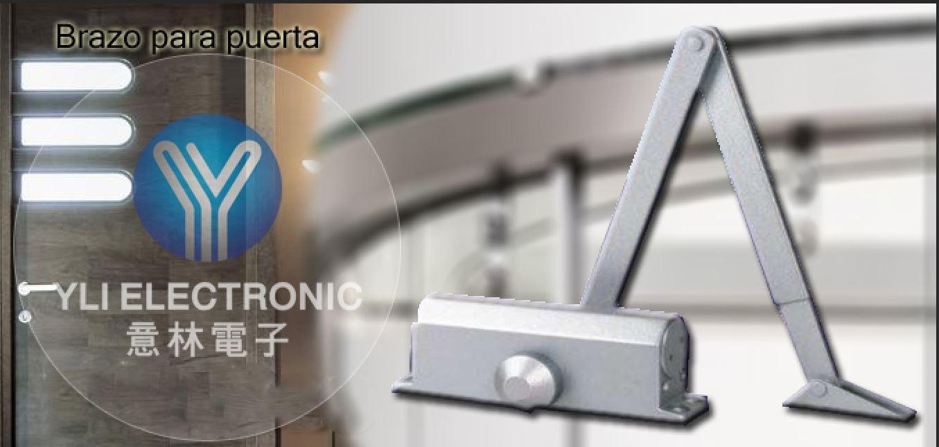 JUNCHUANG Cierrapuertas autom/ático cierrapuertas con sensor autom/ático sin perforaciones con cord/ón para el dormitorio de la oficina en casa